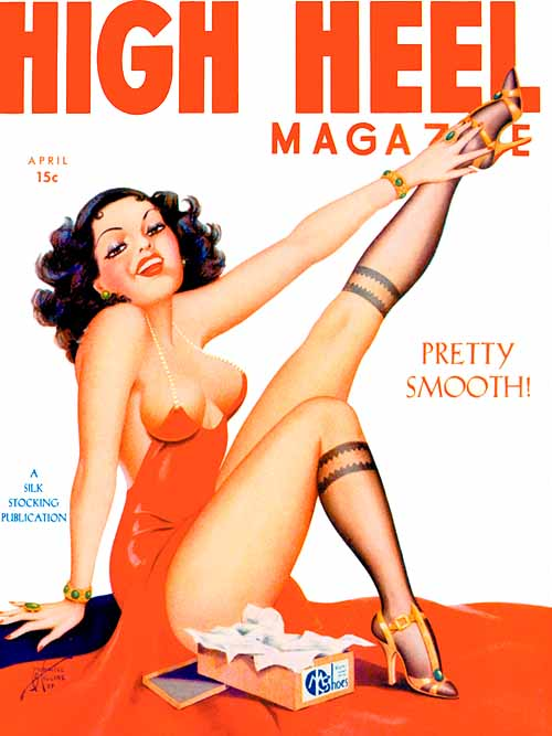 highHeelMagazine