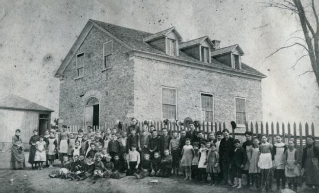 Middleville 1885