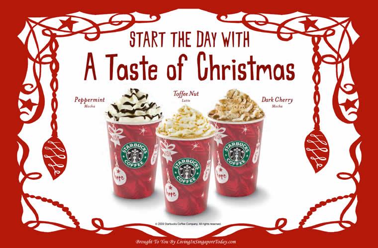 starbucks1 - Starbucks Merry Christmas