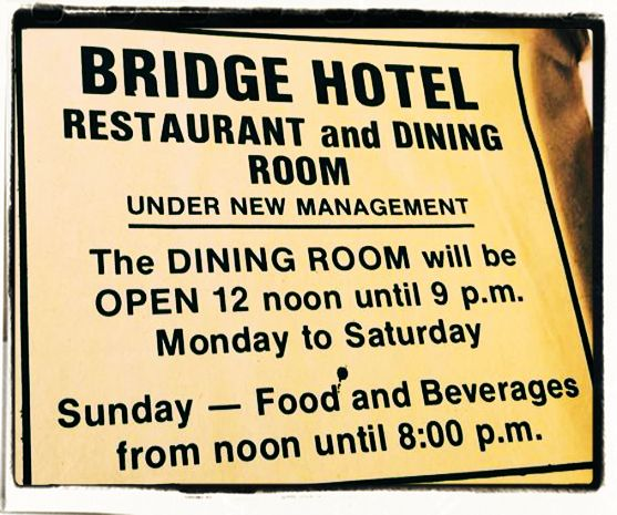 bridgehotel