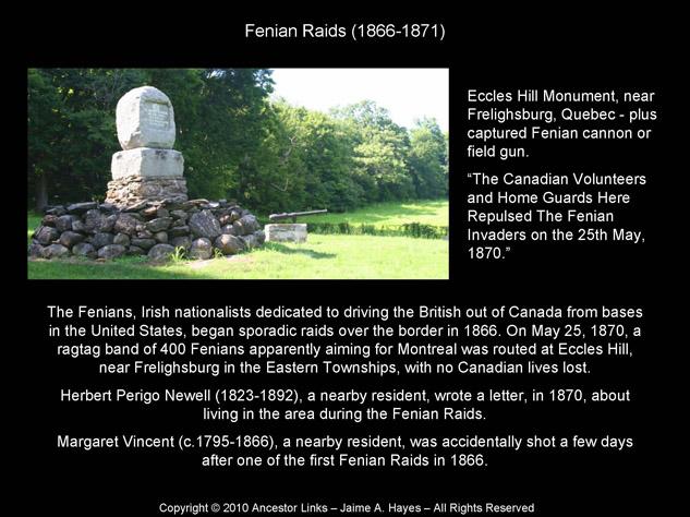 Family-Links-Fenian-Raids-1866-1871