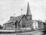 Notes About The First Baptist Church in Perth