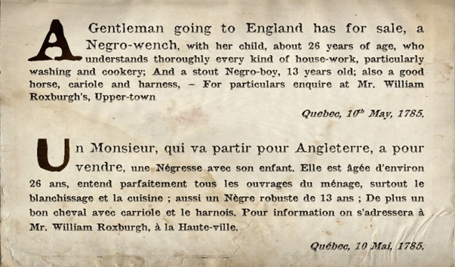 New-France_4_3_5_Announcement-of-sale-of-slaves-appeared-in-the-Quebec-Gazette-May-12-17851.jpg