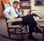 The Middleville Chair that Ended up Rocking John F. Kennedy President of the United States