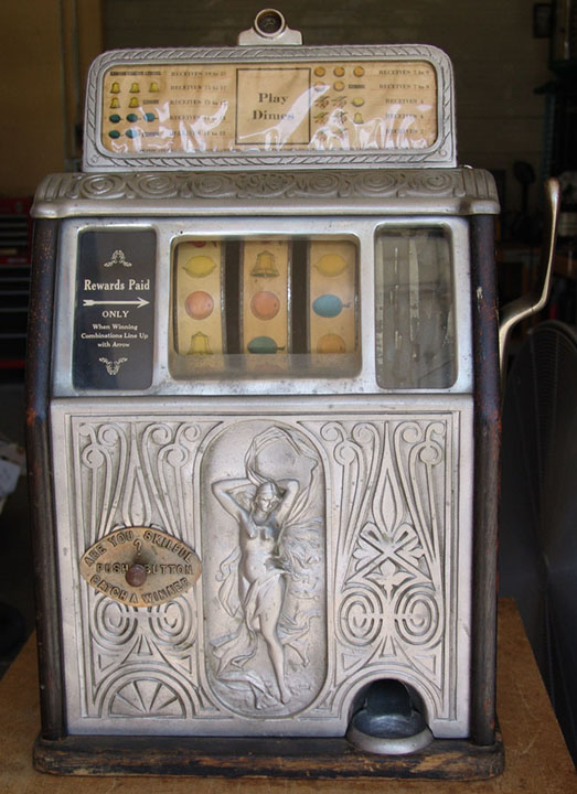 Image result for gambling machines 1920