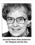 Newspaper Columns of the Past- Today's Child- HelenAllen