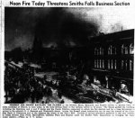 It Started in the Candy Kitchen Restaurant– Kerfoot Fire SmithsFalls