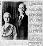 Rothwell and Sheppard Genealogy FergusonFalls