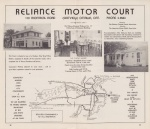 Childhood Movie Nights at Reliance Motor Court in Eastview — NoreenTyers