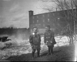 Old Almonte Photo Collection — In Back of the D. W. Snedden Drugstore1953