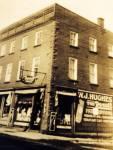 W. J. Hughes — The Rexall Drugstore on theCorner