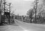 The Back Bridge of Almonte April1960
