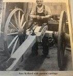 Sam Kelford Blacksmith- The BuchananScrapbook