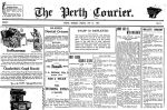 The Epidemic —- Lanark County October1918