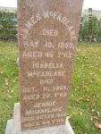 One of the First People to Die of Diphtheria – BellaMcFarlane